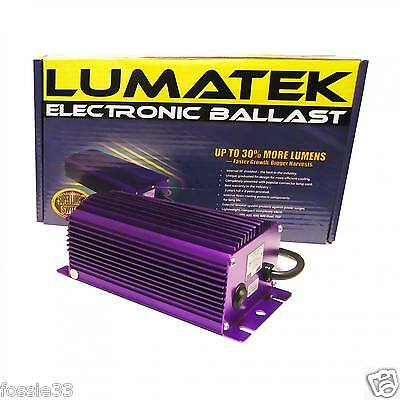 Lumatek 400W Digital Dimmable Ballast
