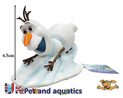Frozen Fish Tank Olaf Sliding Ornament 4.5cm