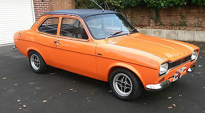 Ford Escort Mk1 1300E showroom condition rarer than Mexico Rs2000 may PX / Deal