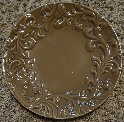 Gracious Goods GG Collection Brown Salad Plate Multiples Available