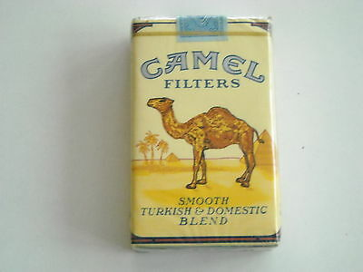 Camel  Collector pack  USA - soft  - full