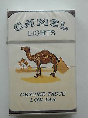 Camel  LIGHTS  Collector pack  USA  - full