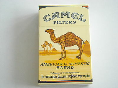 Camel Collector pack Greece 2001  - full