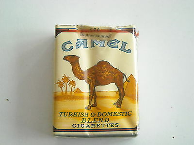 Camel Collector pack Holland - very old - soft - full