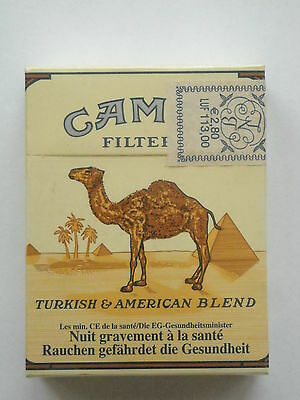 Camel Collector pack Luxembourg - full - 25 cig
