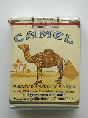 Camel Collector pack Luxembourg - soft - full