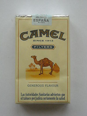 Camel Collector pack Spain - soft - full