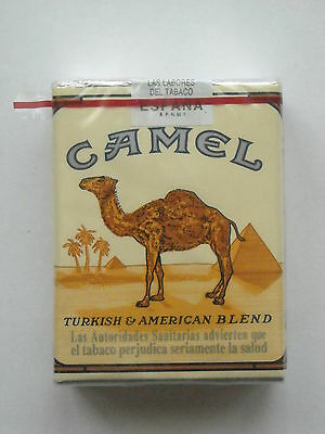 Camel Collector pack Spain - without filter - full