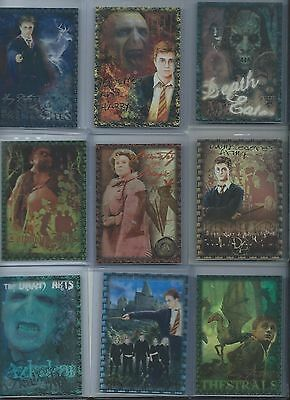 Harry Potter Order of the Phoenix OOTP RETAIL puzzle set 9 cards
