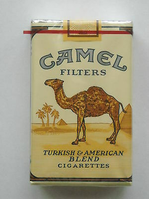 Camel Collector pack Turkey 2002  - soft - full