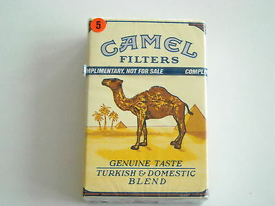 Camel Collector pack USA 1995 - full