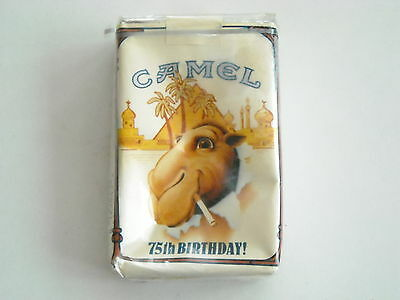 Camel LIGHTS 75th birthday - Collector pack USA 1988 - empty