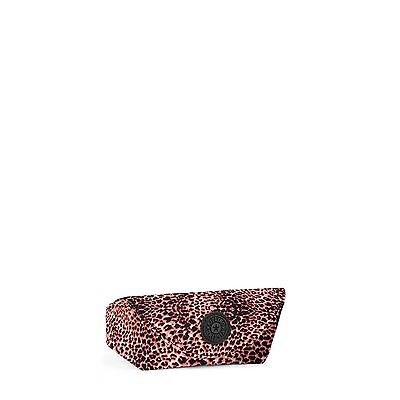 Kipling SUN G Sunglasses Pouch in FIESTA ANIMAL Print - RRP £24