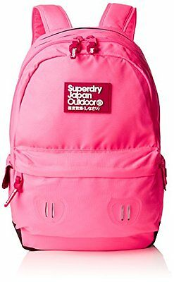 Superdry Real Montana Zaino Casual, 40 cm, Pink (22R)