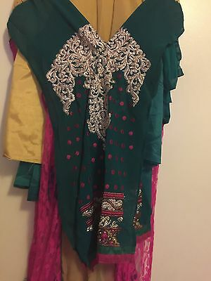 Indian /Pakistani Inarkali Party Wear Suit