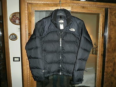 THE NORTH FACE STOWABLE 700 cuin PIUMINO DOWN JACKET WOMAN BLACK size/taglia S