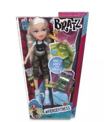 New Bratz Fierce Fitness Cloe Doll