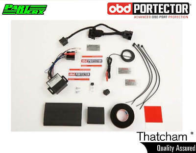 Mercedes C 63 AMG W205 obd Portector OBD Port Protection Thatcham Approved