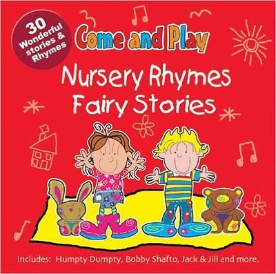 Come and Play: Nursery Rhymes/Fairy Stories, CRS Records CD-Audio Book The Cheap