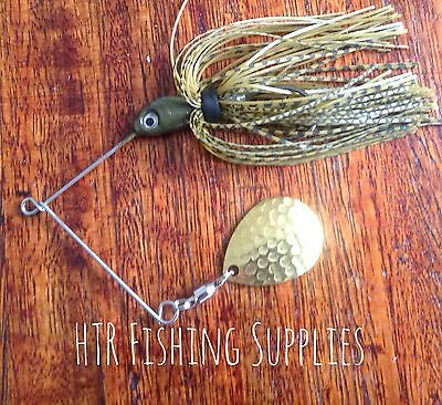 1/4 Ounce Spinnerbait Fishing Lure for Cod, Yellowbelly, Bass............