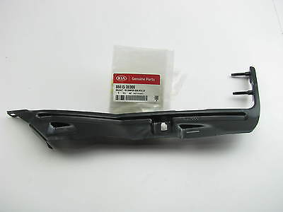 New Front Bumper Side Upper Bracket Right Passenger For 03-06 Sorento 865163E000