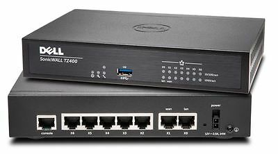 Dell SonicWALL TZ400 + 3 YEARS ADVANCED GATEWAY SECURITY SERVICE