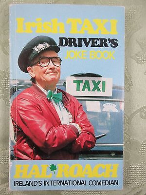 Vintage Irish Taxi Driver's Joke Book Hal Roach (Softcover)