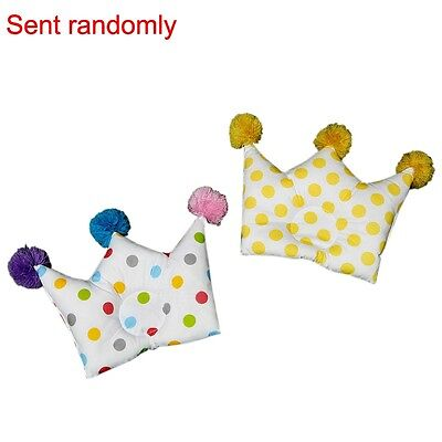 Newborn Baby Infant Sleeping Support Neck Anti-roll Pillow Prevent Flat Head New