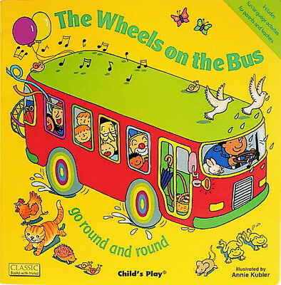 Childcraft The Wheels on the Bus Story Set
