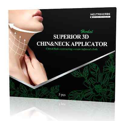 5Wraps Ultimate Chin Up Body Applicator It Works For Double V-Line Reduction Hot