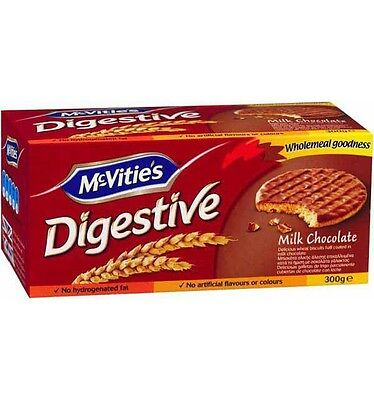 Mcvities Chocolate Digestive Biscuit 300g