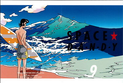 "DM03660 Space Dandy - Japan Comedy Anime 20""x14"" Poster"