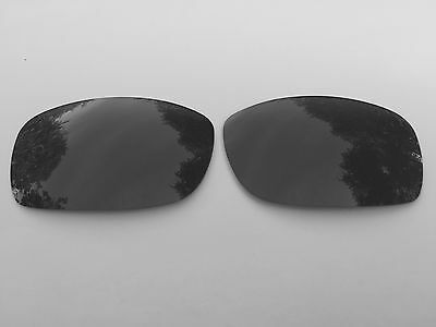 New Polarized Smoke Grey Replacement Oakley Fives Squared & 3.0 Lenses