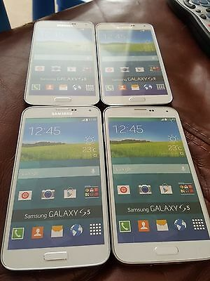 Dummy Samsung Galaxy S5 White-  ***Please Read Description
