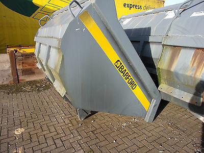 Barford 9 Or 10 Tonne Dumper Skip
