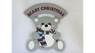 Beary Christmas Greeting  From House of LLoyd