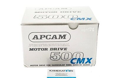 New Old Stock! Boxed! Apcam Professional Motor Drive for Hasselblad 500C,C/M,CX