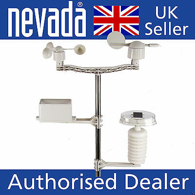 Nevada WH3080-SOLAR Wireless weather station - LOWER PRICE ! BRAND NEW