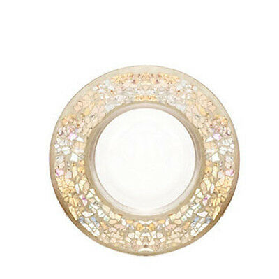 Yankee Candle Small Tray - Gold and Pearl