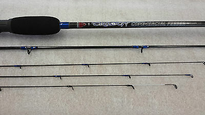 NEW NEW Tri-cast Commercial Feeder Rods 11ft