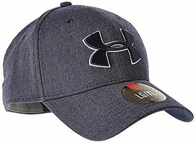 Closer Under Armour-Cappellino con visiera da uomo, colore Navy taglia M-L (tagl
