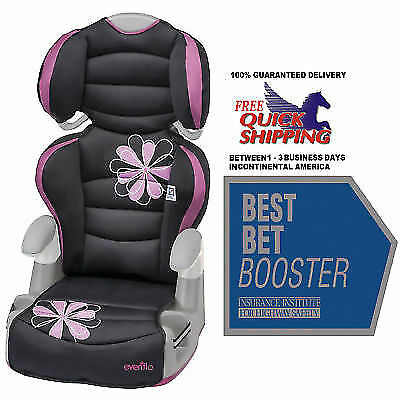 Baby Car Seat Convertible Infant Toddler Safety Booster Chair Kids Safe Pink