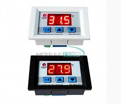 DC 12V 10A LED Digital Temperature Controller Thermostat Control Switch Probe