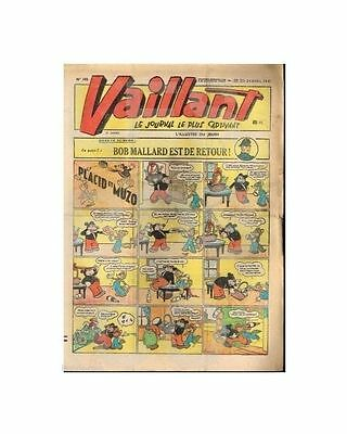 Vaillant   N°    102   1947   Be/be+