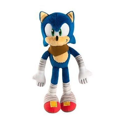 "Sonic Boom 8"" Plush Soft Toy - Sonic - T22317 - New"