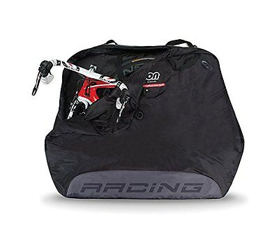 Scicon Travel Plus Corsa Borsa Porta Bici, Nero