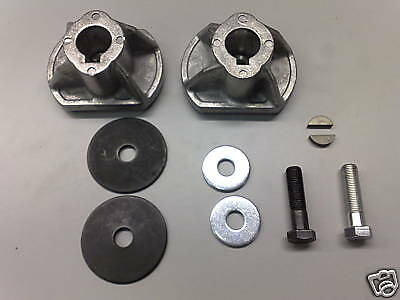 Honda Hf2113 Rideon Lawnmower Blade Boss Hub Kit