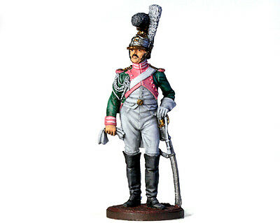 Tin Soldier - Italian Honor Royal Guard Soldier (Napoleonic Wars), 1/32 54 mm