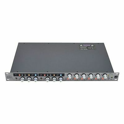 Audient ASP800 8 Channel Mic Pre & ADC With HMX & IRON