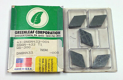 Dngn-433 T1 Wg-300 Greenleaf 43-Dngn433-004 (Pack Of 10) Dngn-150412